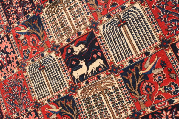 305286 Bakhtiar Chaleshotor Fine Circa 1970 Very Good Condition Size 400 X 300 Cm 9 600x400