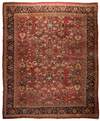 Persian Mahal Rug - 480 x 400cm