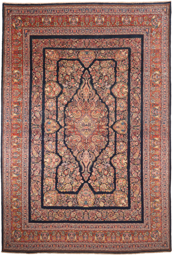 337811 Mohajeran Saruk Circa 940 Perfect Condition Size 521 X 357 Cm 1 600x881