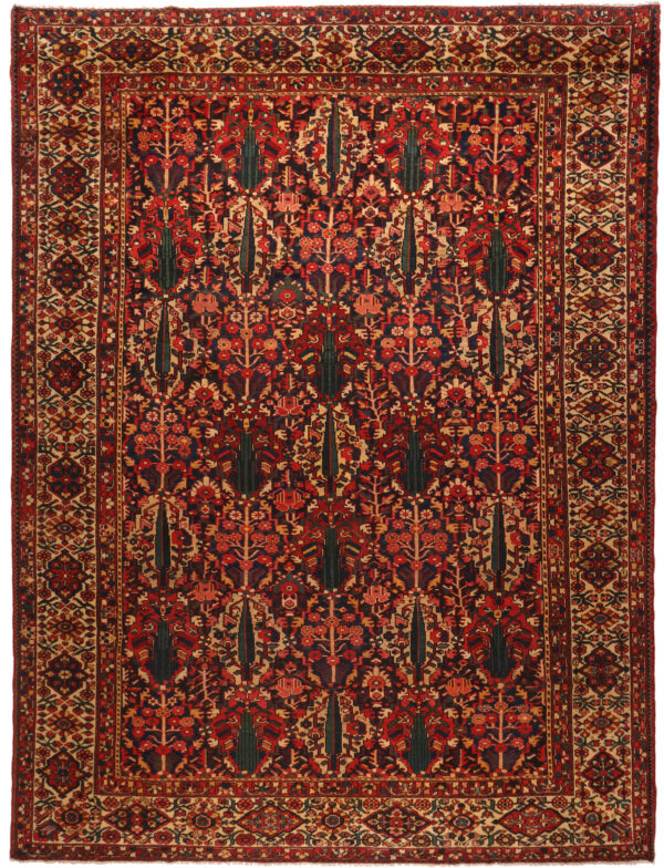 340477 Bakhtiar Circa 1930 Good Condition Size 440 X 330cm 1 600x784