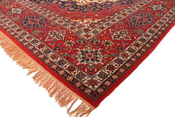 352115 Ishfahan Fine Silk Foundation Circa 1920 Perfect Condition Size 440 X313 Cm 7 Copy 600x400