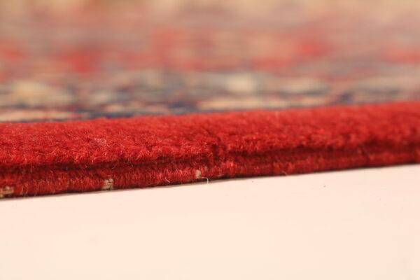 352115 Ishfahan Fine Silk Foundation Circa 1920 Perfect Condition Size 440x313 Cm 9 600x400
