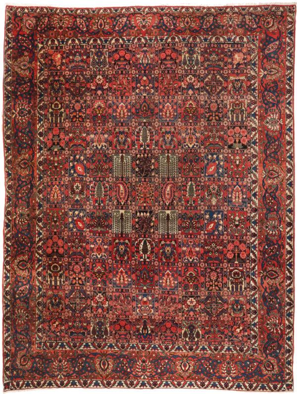 355018 Bakhtiar Circa 1930 Very Good Condition Size 420 X 319cm 1 600x796