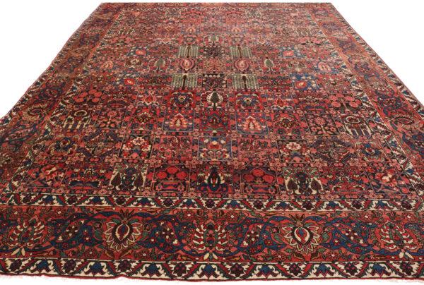 355018 Bakhtiar Circa 1930 Very Good Condition Size 420 X 319cm 2 600x404