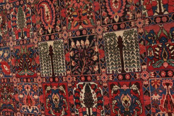 355018 Bakhtiar Circa 1930 Very Good Condition Size 420 X 319cm 9 600x400