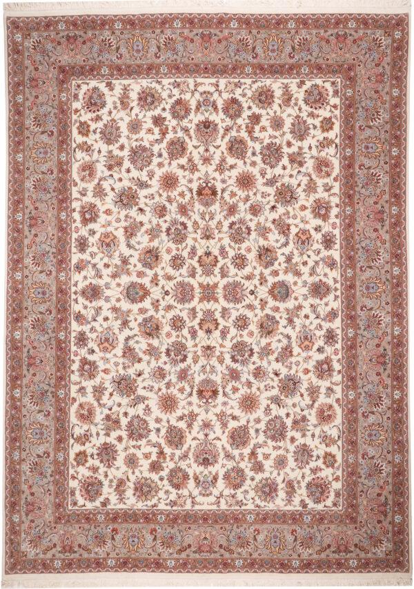359219 Tabriz Fine With Silk Highlights Size 403 X 294 Cm 2 600x854