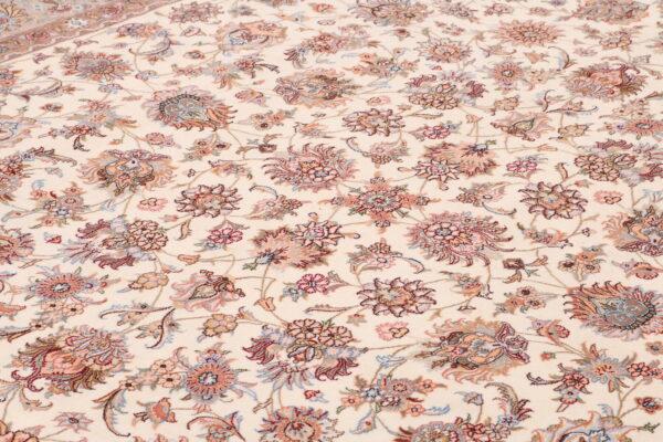 359219 Tabriz Fine With Silk Highlights Size 403 X 294 Cm 5 600x400