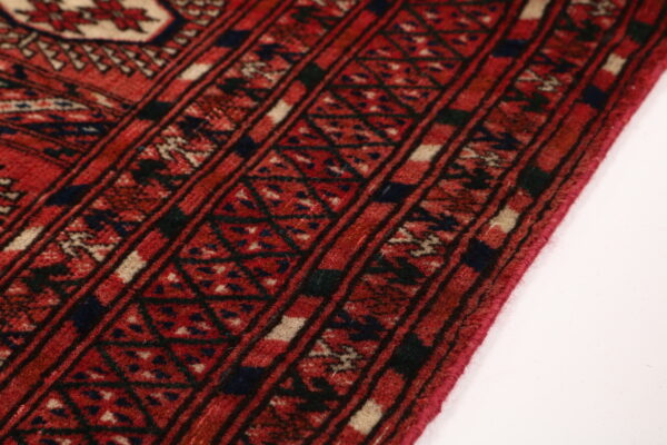 359680 Turkaman Tekke Circa 1920 Good Condition Size 380 X 325 Cm 7 600x400