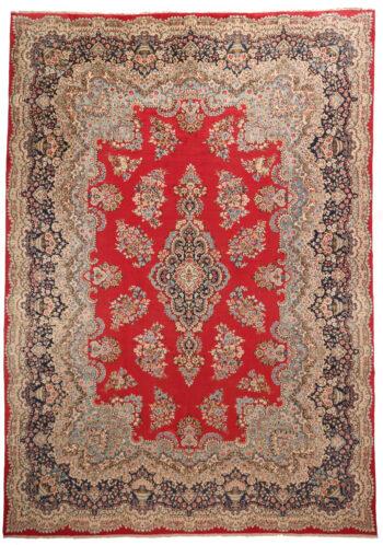 Persian Kerman Rug - 497 x 352cm