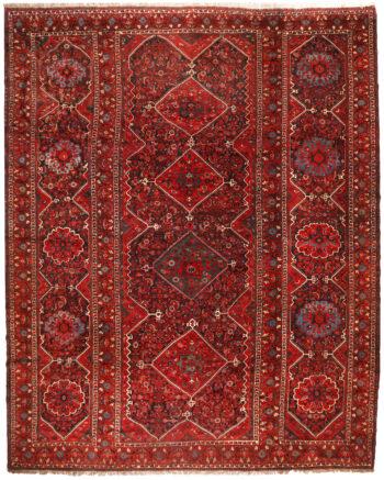 Antique Kashgai / Qashkai Rug - 499 x 403cm