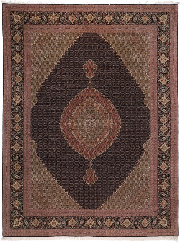 360104 Tabriz Mahi With Silk Highlights Size 399 X 299cm 1 600x806