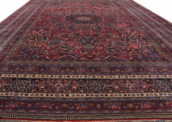 361268 Mashad Circa 1940 Very Good Condition Size 450x310 Cm 2 600x425