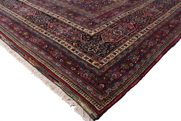 361268 Mashad Circa 1940 Very Good Condition Size 450x310 Cm 4 600x400
