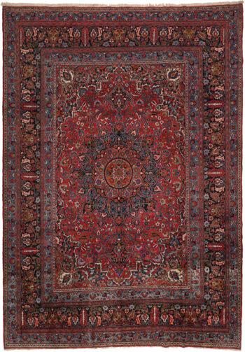 Persian Mashad Wool Rug - 465 x 330cm