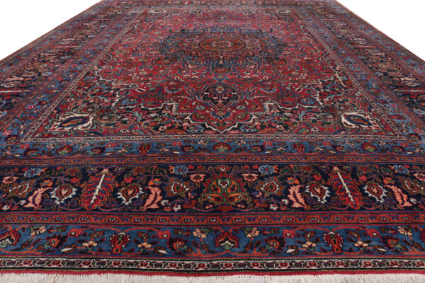 361269 Mashad Circa 1930 Very Good Condition Size 465x 330 Cm 3 600x400