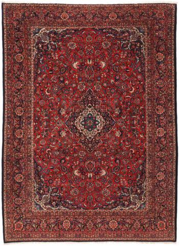Persian Qazvin Fine Rug Circa 1930 - 381 x 276cm