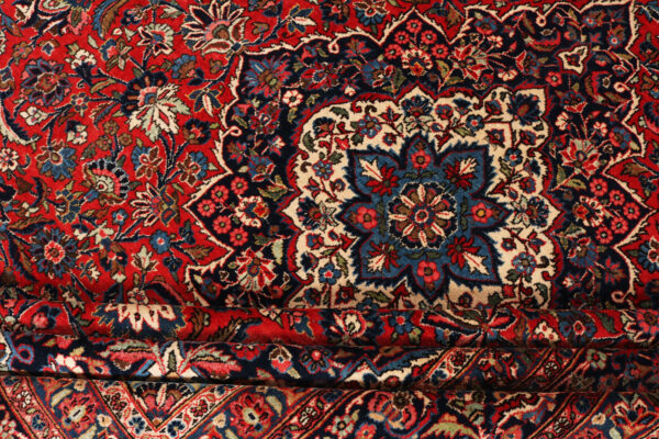 361272 Qazvin Fine Circa 1930 Very Good Condition Size 381 X 276cm 10 600x400