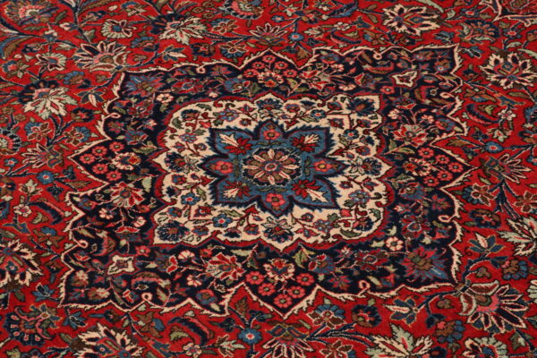 361272 Qazvin Fine Circa 1930 Very Good Condition Size 381 X 276cm 5 600x400