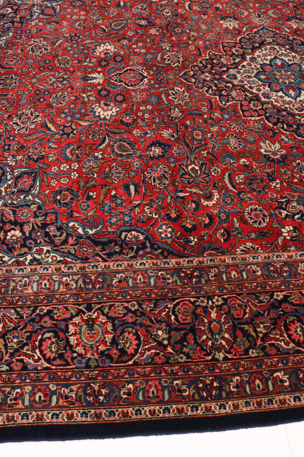 361272 Qazvin Fine Circa 1930 Very Good Condition Size 381 X 276cm 8 600x900