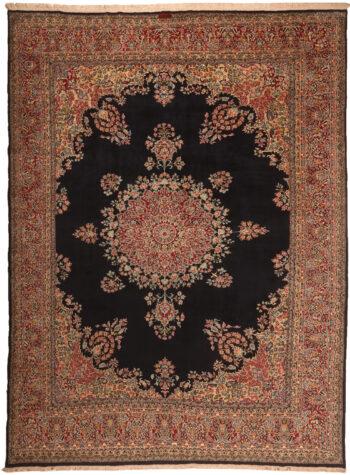 362099 Kerman fine signed arjomand circa 1960 perfect condition size 393 x 295cm (1)