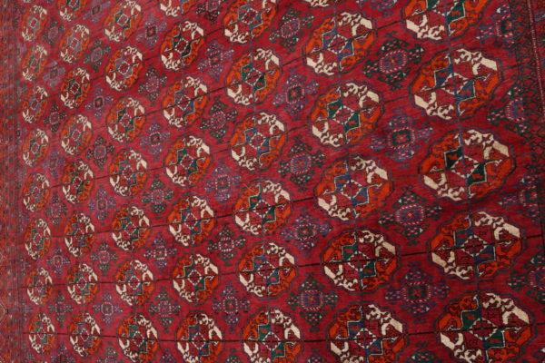 362831 Turkaman Tekke Circa 1930 Perfect Condition Size 406 X 298 Cm 1 600x400