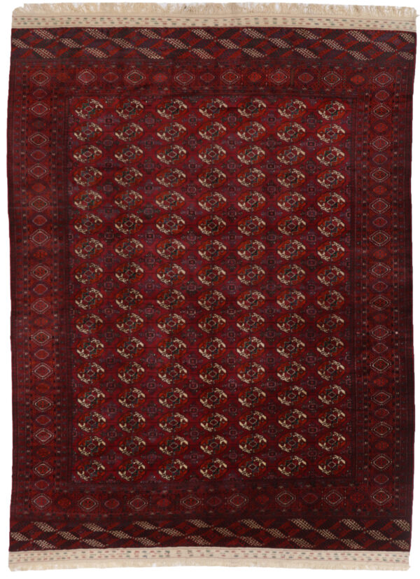 362831 Turkaman Circa 1930 Very Good Condition Size 406 X 298 Cm 1 600x827
