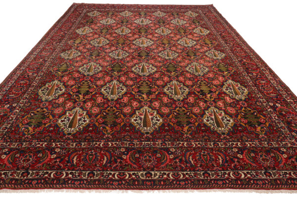 363453 Bakhtiar Fine Circa 1940 Perfect Condition Size 431 X 316cm 2 600x400