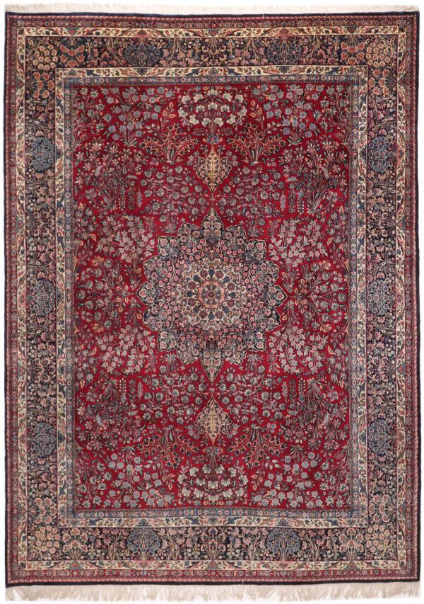 363494 Kerman Fine Circa 1960 Perfect Condition Size 409 X 301 Cm 1 600x853