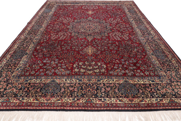 363494 Kerman Fine Circa 1960 Perfect Condition Size 409 X 301 Cm 2 600x400