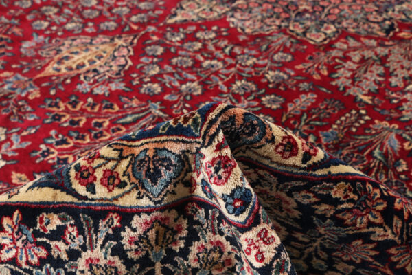 363494 Kerman Fine Circa 1960 Perfect Condition Size 409 X 301 Cm 8 600x400