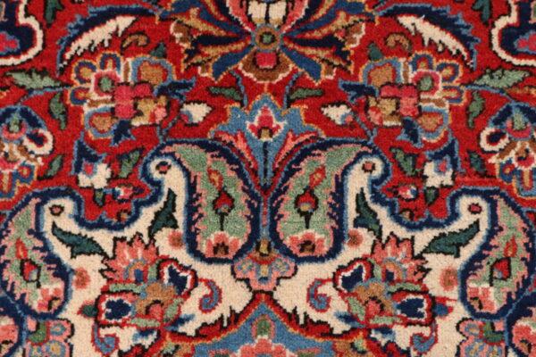 363498 Qazvin Fine Circa 1930 Perfect Condition Size 404 X 317 Cm 8 600x400