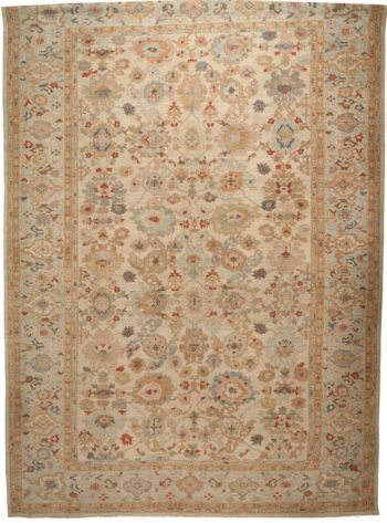 Extra Large Sultanabad Rug - 555 x 397cm