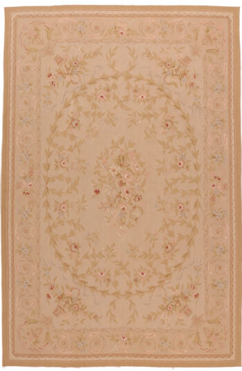 Extra Large Aubusson Design Rug - 456 x 362cm