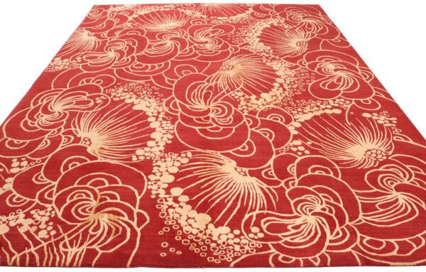 750529 Tibetan Prt Silk Size 386 X 312 Cm 2 600x383
