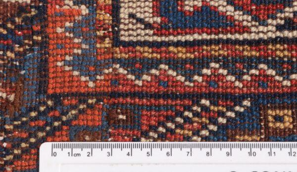 338353 Caucasian Circa 1900 Low Pile Size 485 X 202 Cm 9 600x347