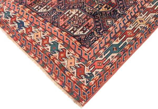 359175 Kurdi Gouchan Circa 1910 Slightly Low Pile Size 590 X 190 Cm 3 600x417