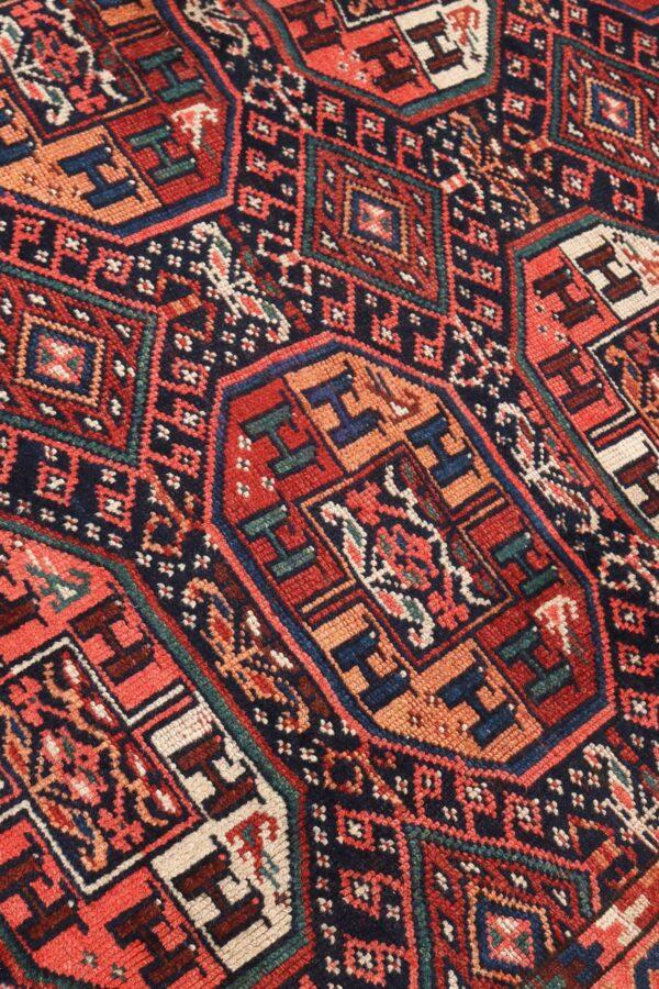 359175 Kurdi Gouchan Circa 1910 Slightly Low Pile Size 590 X 190 Cm 6 600x900