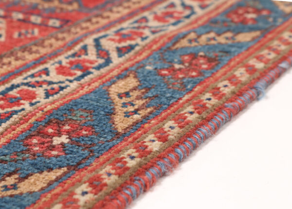 530436 Afshar Circa 1900 Low Pile Size 552 X 209 Cm 3 600x429