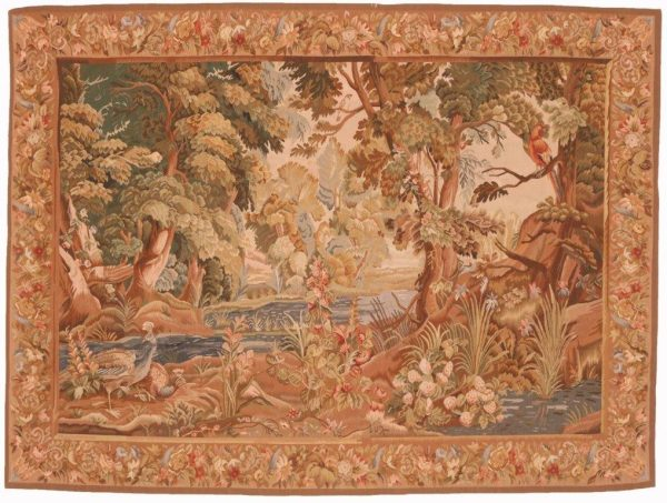 606174 Tapestry Flanders Size 208 X 157cm 600x453