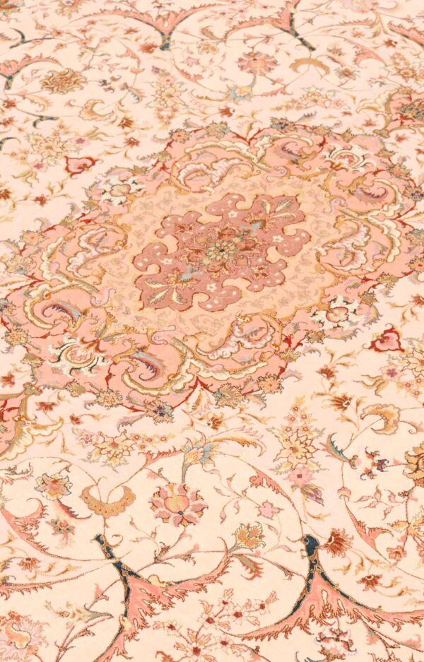 182669 Tabriz Fine 70 Part Silk Size 353 X 250 Cm 11 600x937