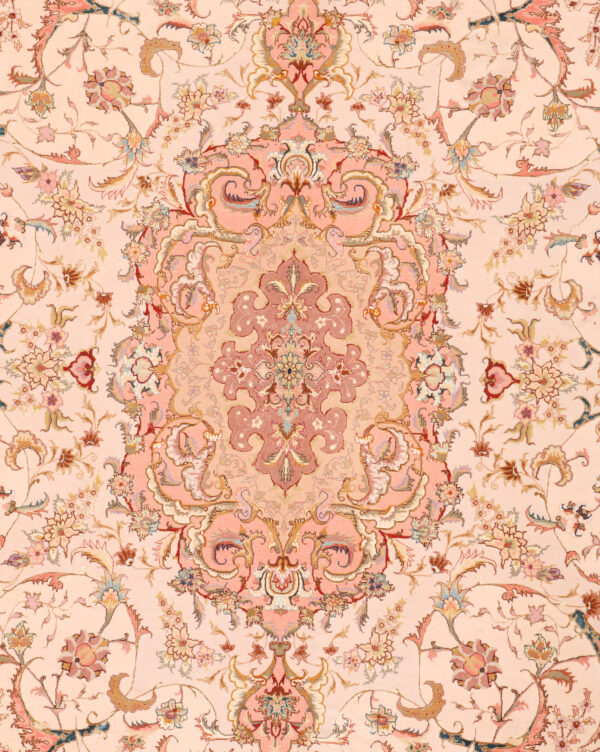 182669 Tabriz Fine 70 Part Silk Size 353 X 250 Cm 2 600x752