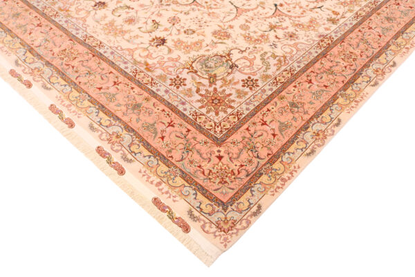 182669 Tabriz Fine 70 Part Silk Size 353 X 250 Cm 6 600x400