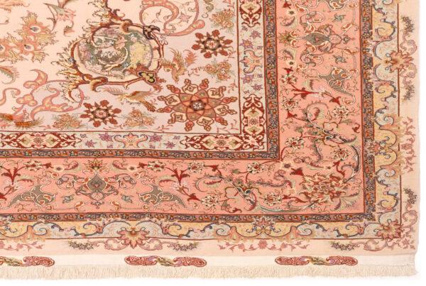 182669 Tabriz Fine 70 Part Silk Size 353 X 250 Cm 7 600x403