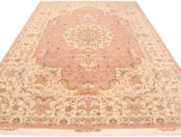 321262 Tabriz Fine Part Silk Size 365 X 250 Cm 2 600x455