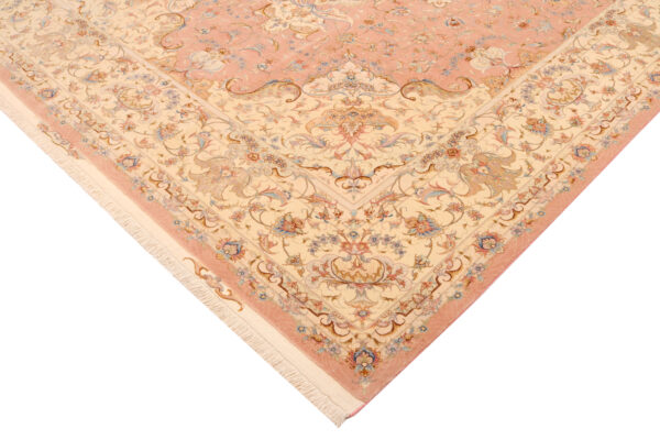 321262 Tabriz Fine Part Silk Size 365 X 250 Cm 5 600x400