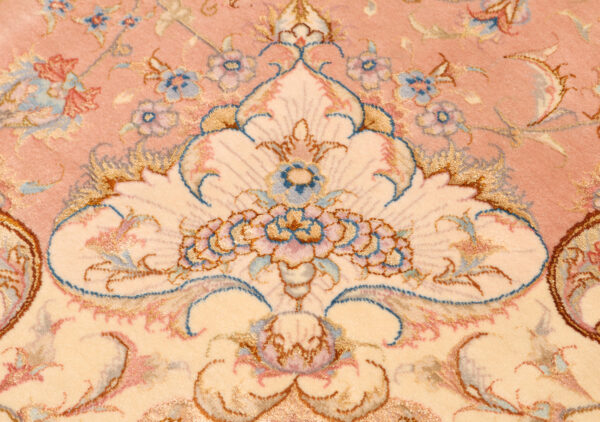 321262 Tabriz Fine Part Silk Size 365 X 250 Cm 6 600x422