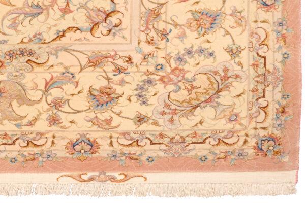 321262 Tabriz Fine Part Silk Size 365 X 250 Cm 7 600x400