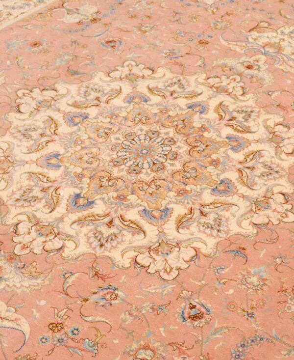 321262 Tabriz Fine Part Silk Size 365 X 250 Cm 9 600x733