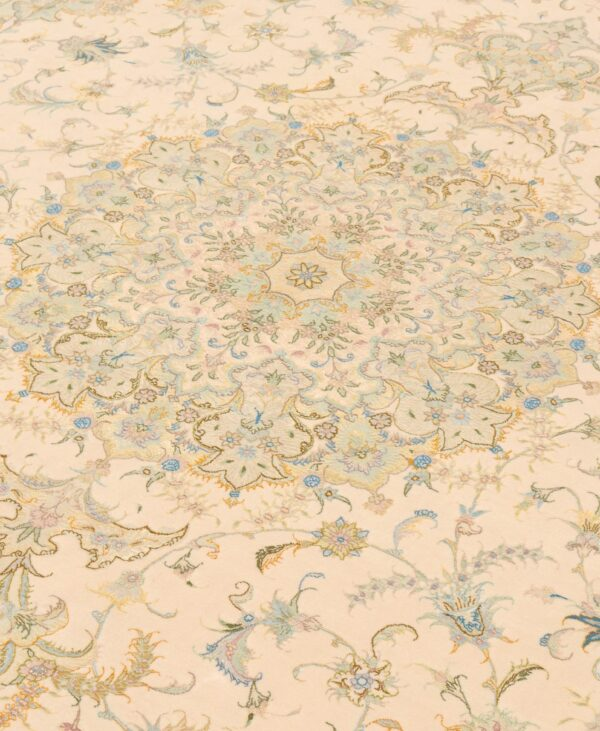 344758 Tabriz Fine Part Silk Size 355 X 245 Cm 11 600x731