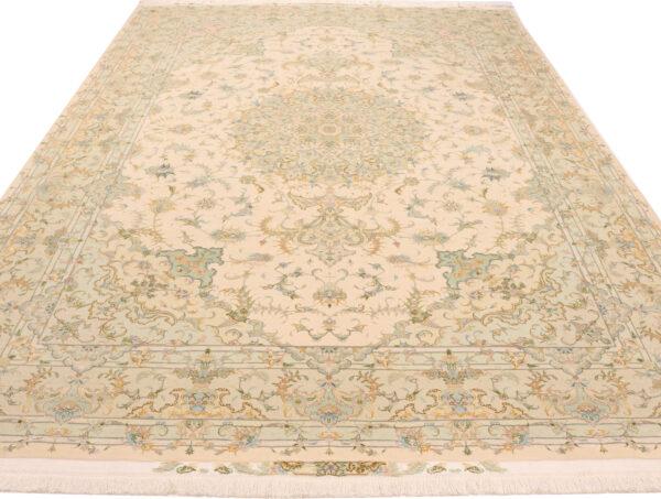 344758 Tabriz Fine Part Silk Size 355 X 245 Cm 3 600x453